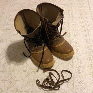 Sorel vintage winter boots